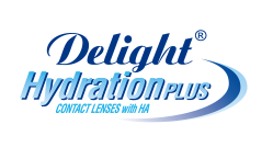 Delight Hydration PLUS 隱形眼鏡 Contact Lenses