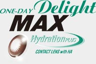 每日即棄隱形眼鏡 ONE-DAY Delight MAX HydrationPLUS